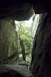 12 BlaJungfrun_grotta_Kyrkan