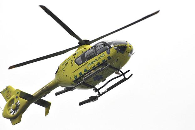 18 ambulanshelikopter