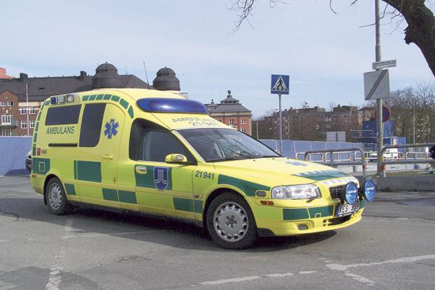 16 NY ambulans