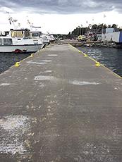 07 Nya pontonen Stavs Vinterhamn