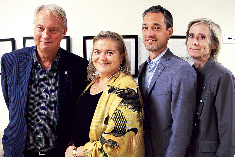 Kommundelning i Nynäshamn ska utredas Samarbete mellan den nya kommunledningen och Sorundanet Nynäshamns kommunparti.