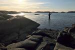 fritidsfiske-i-kvallssol-billdal--gustav-enhol-blomqvist